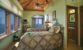 Kismet St John Villa Sunrise Suite with Twin Beds