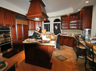 St John USVI Villa Private Chefs in Kismet Kitchen