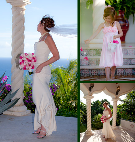 St John Villa Wedding at Kismet Villa